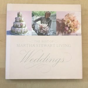 Martha Stewart Weddings Book